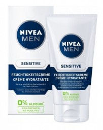 NIVEA MEN Crème hydratante sensitive 75 ml
