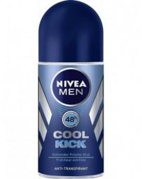 NIVEA Male déo Cool Kick roll-on 50 ml