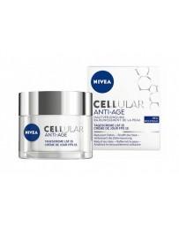 NIVEA Cellular Anti-Age Crème de Jour Renouvellement Cellulaire FPS 15 50 ml