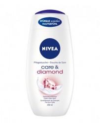 NIVEA douche de soin Care & Diamond 250 ml