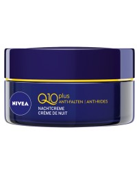 NIVEA VISAGE Q10plus soin nuit anti rides 50 ml