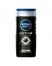 NIVEA MEN douche de soin Active Clean 250 ml