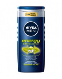 NIVEA douche de soin energy men 250 ml