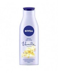 NIVEA Sensual Body Lotion Vanilla & Almond Oil 200 ml