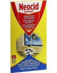 NEOCID EXPERT appât mouches décoratif 4 pce