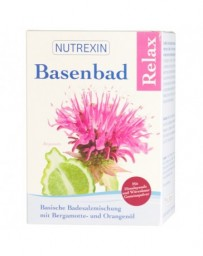 NUTREXIN bain basique Relax sach 6 pce