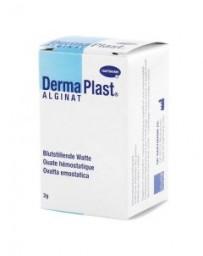 DERMAPLAST ALGINAT ouate hémostatique verre 2 g