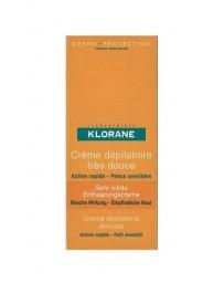 KLORANE Crème dépilatoire 150 ml