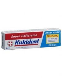 KUKIDENT crème super adhésive extra forte fresh 47 g