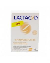 LACTACYD Lingettes intimes individuelles 10 pièces