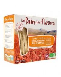 LE PAIN DES FLEURS quinoa bio 150 g