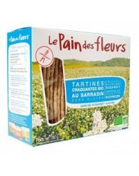 LE PAIN DES FLEURS sarrasin s suc et sel bio 150 g