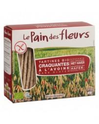 LE PAIN DES FLEURS à l'avoine bio sans gluten 150 g