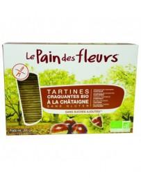 LE PAIN DES FLEURS Châtaigne, bio, 300g