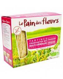 LE PAIN DES FLEURS Multi-céréales, bio, 150g