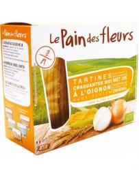 LE PAIN DES FLEURS à l'oignon, bio, 150g
