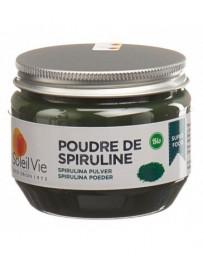 SOLEIL VIE poudre de spiruline bio 130 g