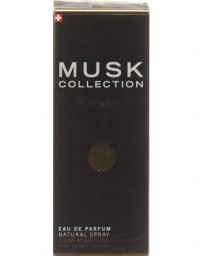 MUSK COLLECTION perfume nat spray fl 100 ml