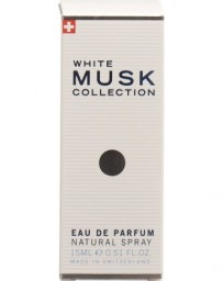 WHITE MUSK Collection perfume nat spr 15 ml