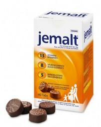 JEMALT tabs 40x7.5g