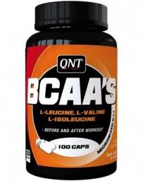 QNT BCAA + vitamin B6 caps 100 pce