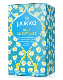 PUKKA Trois Camomilles 20 pce