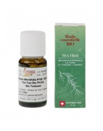 AROMASAN tea tree huil ess dans étui bio 15 ml