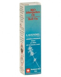 AROMASAN lavande officinale bio roll-on 10 ml
