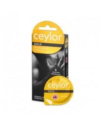 CEYLOR préservatif Or 6 pce