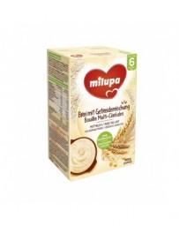 MILUPA bouillie multi-céréales 450 g