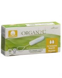 ORGANYC tampons regular 16 pce