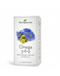 PHYTOPHARMA omega 3-6-9 caps 110 pce