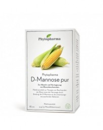 PHYTOPHARMA D-Mannose pur pdr 75 g