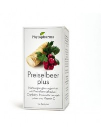 PHYTOPHARMA airelles rouges plus cpr 150 pce