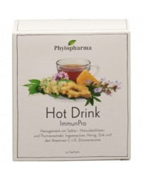 PHYTOPHARMA Hot Drink sach 10 pce