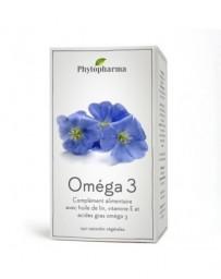 PHYTOPHARMA omega 3 caps 190 pce