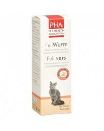 PHA Feli vers pour chats gouttes fl 50 ml