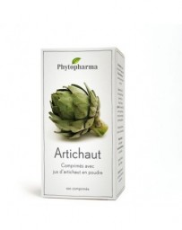 PHYTOPHARMA artichaut cpr 120 pce