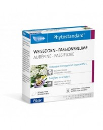 PHYTOSTANDARDS Aubépine - Passiflore cpr 30 pce