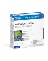 PHYTOSTANDARDS Rhodiole - Safran cpr 30 pce