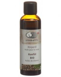 AROMALIFE huile de chanvre fl 75 ml