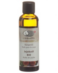 AROMALIFE huile de jojoba fl 75 ml