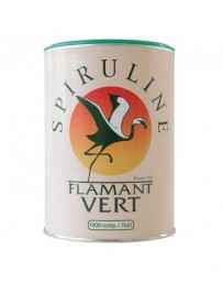 SPIRULINE Flamant Vert cpr 500 mg 1000 pce
