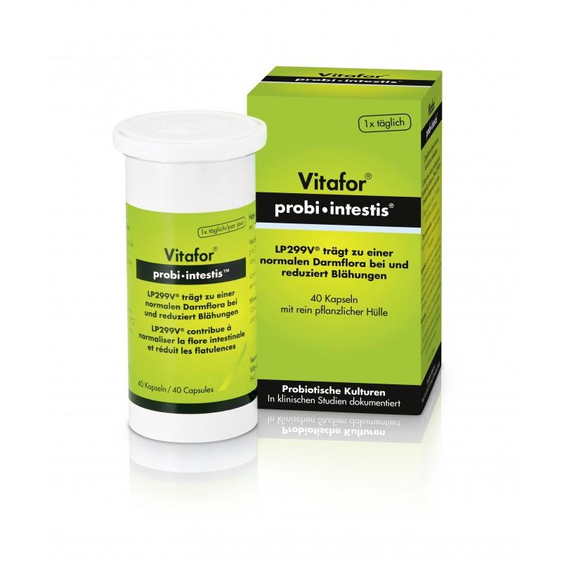 VITAFOR® Probi-intestis® 40 capsules