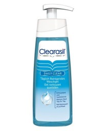 CLEARASIL DAILYCLEAR gel nettoyant 200 ml
