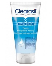 CLEARASIL DAILYCLEAR peeling purifi n gras 150 ml