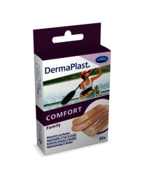 DERMAPLAST COMFORT Family strip ass 32 pce