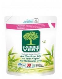 Lessive liquide écologique (recharge) 2L L'ARBRE VERT