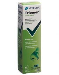 TRIOMER Refroidissement by Sinomarin pocket spray 30 ml