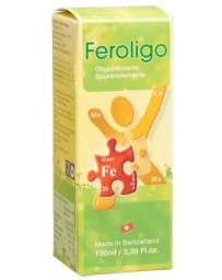 BIOLIGO No 6 feroligo 100 ml